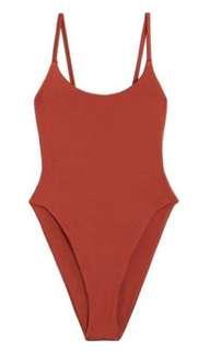 Savanna Red Swimsuit
