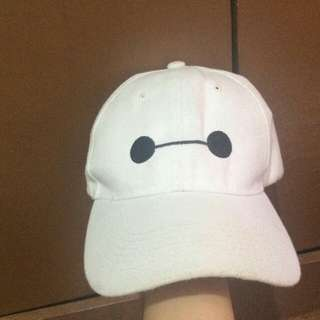 Baymax cap(white)