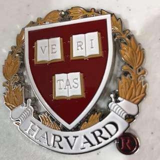 Harvard Ref Magnet