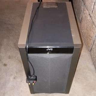 JVC Big Speaker