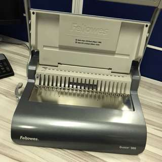 Fellowes Office Comb Binder
