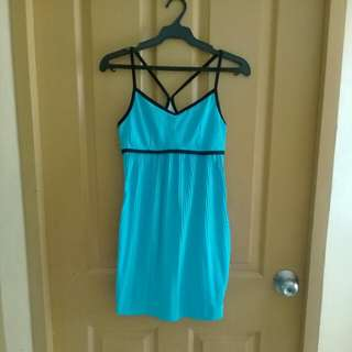 Repriced! Turquoise tennis dress🎾