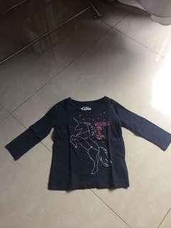 FO long sleeves shirt