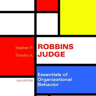 E book for ORGANISATIONAL BEHAVIOUR