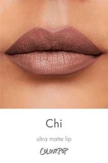 ColourPop Chi Ultra Matte Lip