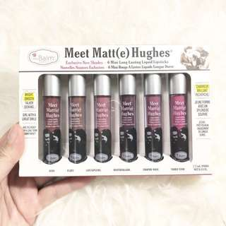 The balm meet hughes