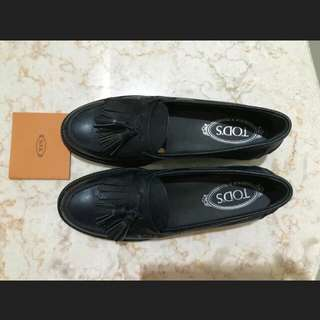 TODS SHOES GOMMA RU FRANGIA NAPPINE