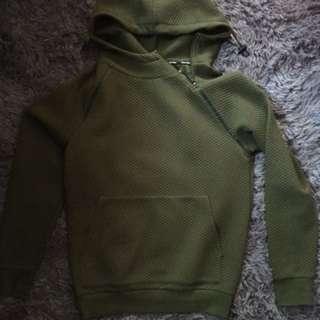 🚚 CK Calvin Klein 拉鍊重磅外套 帽T hoodie s號似FOG