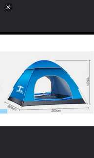 Brand new outdoor tent/best picnic tent/camping tent/beach tent/outdoor activities with 2*2m big space (fit for 4 people)