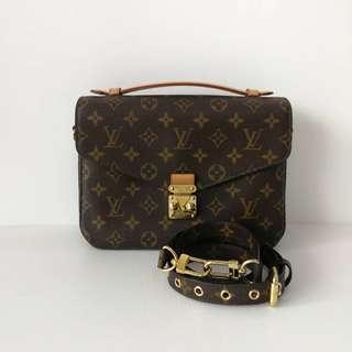 Authentic Louis Vuitton Pochette Metis