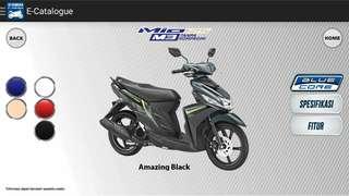 New Mio M3 125cc