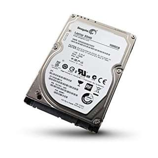 Recertified Seagate ST1000LM014 1TB laptop hard drive