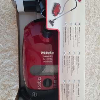 Miele Vacuum Cleaner Toy for kids