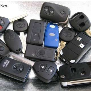 Opel Car keys and other cars and bike keys available