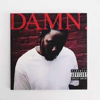 Vinyl Kendrick Lamar - DAMN