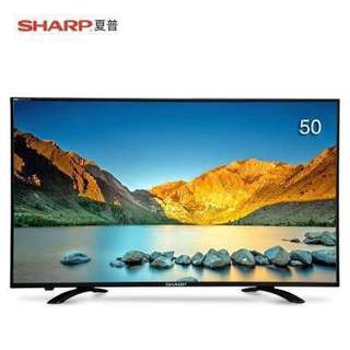 Sharp 50吋 4K Android TV