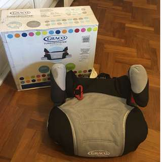 Grabo Turbobooster Booster Car Seat