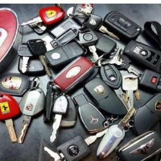 Mercury Car keys and other cars and bike keys available