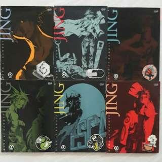 komik Jing King of Bandit no. 1-6