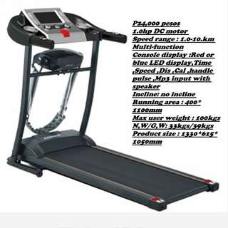 Brandnew Treadmill