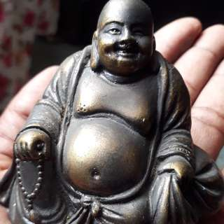 vintage 1900s fat Buddha (ARHAT) figure relaxation price fixed