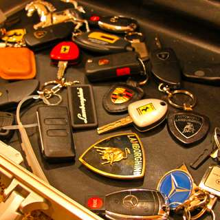 Mayback Car keys and other cars and bike keys available