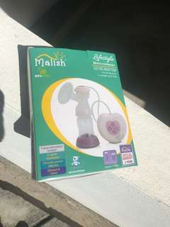 Malish electric breast pump
