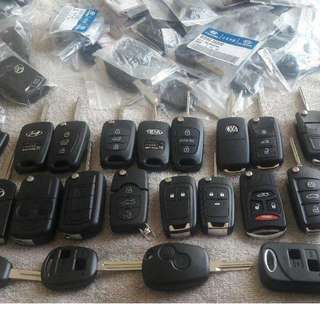 Luxgen Car keys and other cars and bike keys available