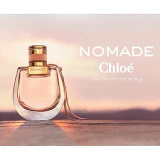 Chloe 全新系列香氛「Nomad芳心之旅女性淡香精」50ml/ 75ml