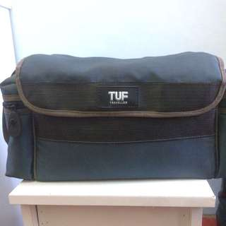 Tuf traveller camera bag
