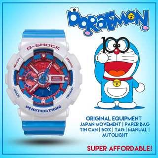 CASIO - Baby G Doraemon