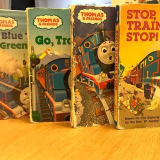 Thomas & Friends Books (all four titles)