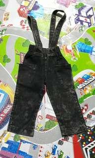 Preloved Jeans wash,, cakeep ya ini aslinyaaasz 6m-24m (BB max 12kg)