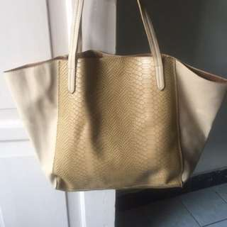 Tote Bag Zara Look a Like