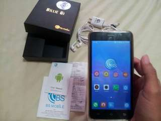 4months BS android phone (Billi G1)
