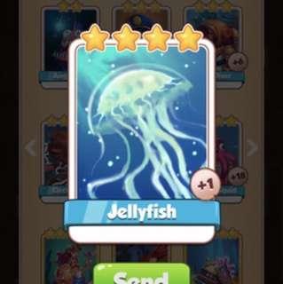 Coin master rare jellyfish