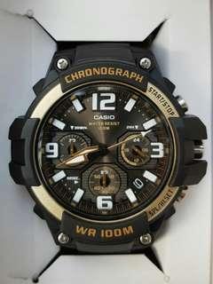 Brand new authentic Casio watch