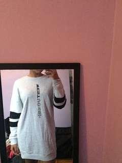 Forever 21 | sweatshirt dress
