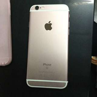 Iphone 6s 16GB Factory Unlocked Rose Gold