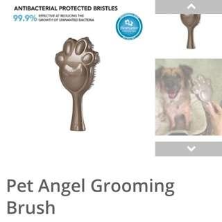 Pet Angel Professional Detangling Grooming Brush from UK