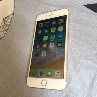 Very new iPhone6 plus 64gb
