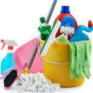 Weekly Cleaners Wanted. Flexible Schedule. $12/hr