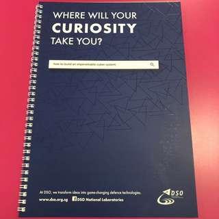 A4 notebook brand new