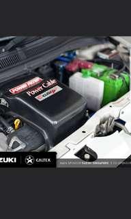 Dekitting. Zc31s. Suzuki swift sport. Zc31