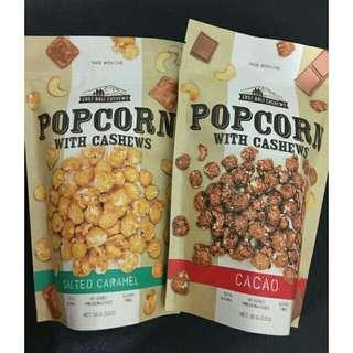Popcorn East Bali cashews 2 varian