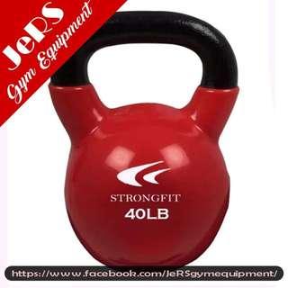 40lbs Kettlebell