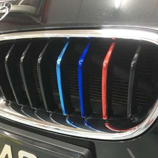 Grill bmw grill colors
