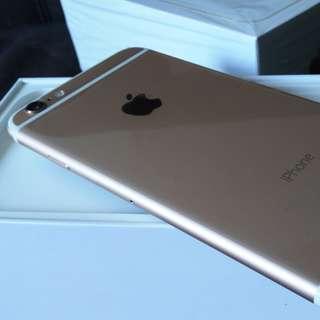 Iphone 6 32GB Gold NEW MYset