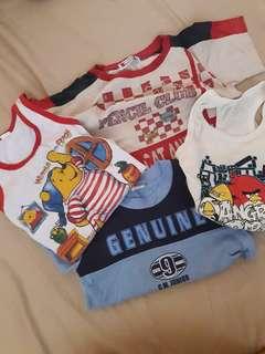 Tshirt 4in 1