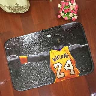 🚚 Kobe Bryant 科比 老大 5質感法蘭絨地墊